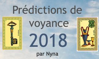 24dbc482047676 Prédictions voyance 2018- découvrez ce qu il va arriver en 2018